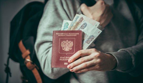 Займ по паспорту на Киви